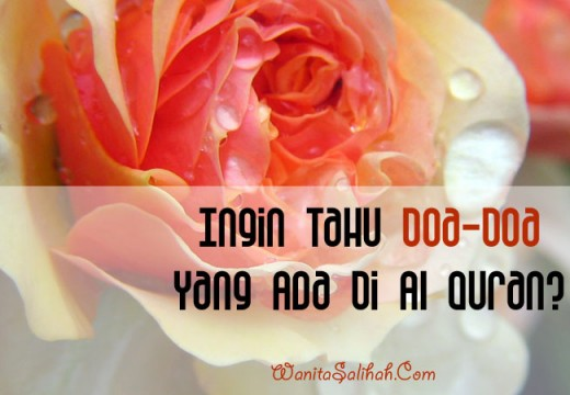 Kumpulan Doa dari Al Quran (Bagian 4)