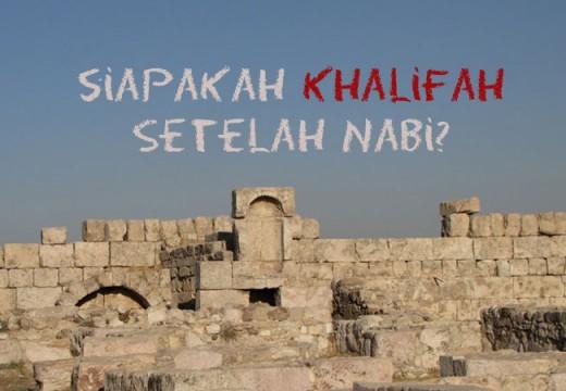 Benarkah Rasulullah Mewasiatkan Urusan Kekhalifahan kepada Ali?