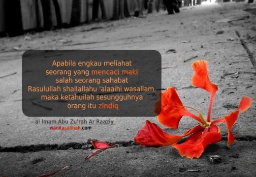 Mencela dan Mengkafirkan Para Sahabat Radhiyallahu 'Anhuma