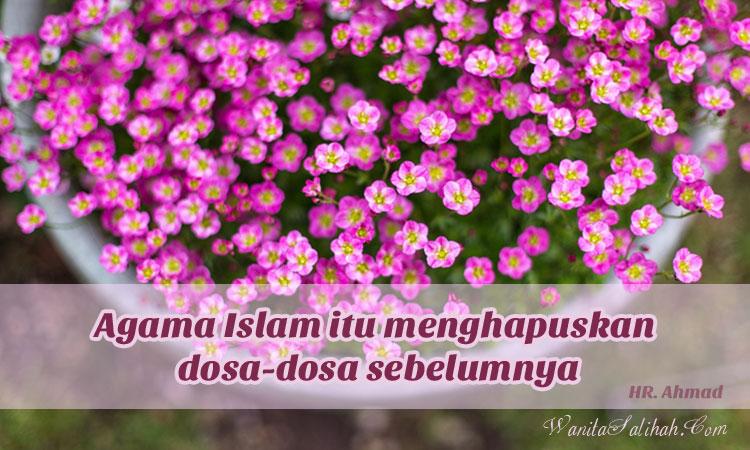 Ingin Masuk Islam
