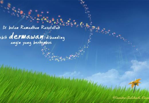 Ramadhan Bulan Derma
