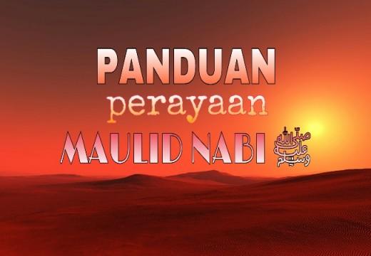 Panduan Maulid Nabi ﷺ
