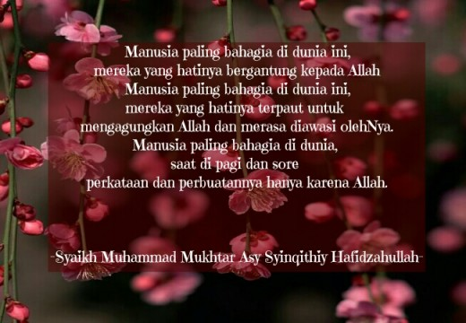 Yang Paling Berbahagia di Bulan Ramadhan