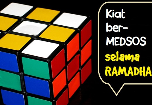 Catatan Ramadhan (5): Kiat Ber-Medsos ketika Ramadhan