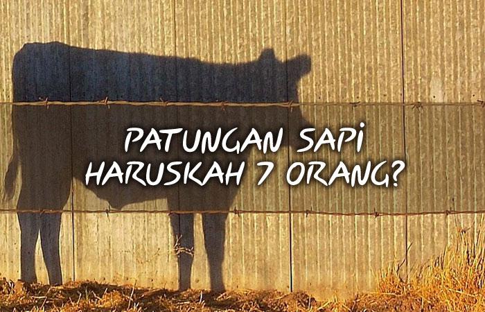 kurban patungan sapi