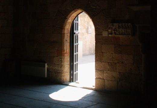 Pintu Surga pun Terbuka