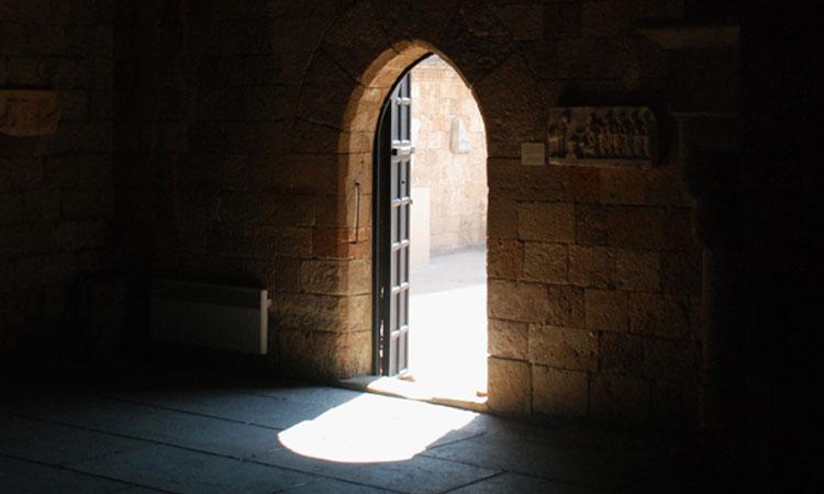 Pintu Surga pun Dibuka