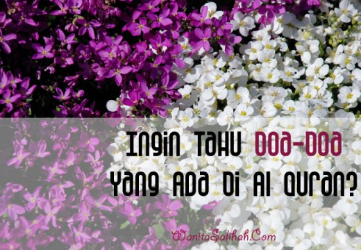 Kumpulan Doa dari Al Quran (Bagian 3)