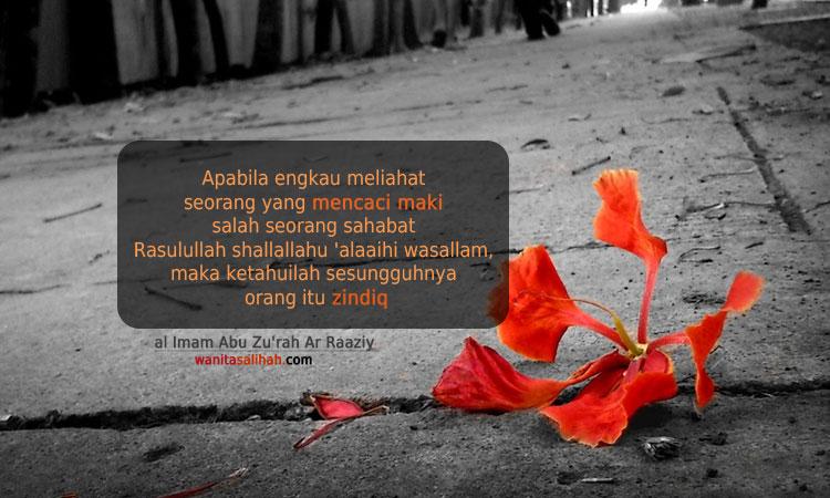Syiah Mencela Sahabat Nabi