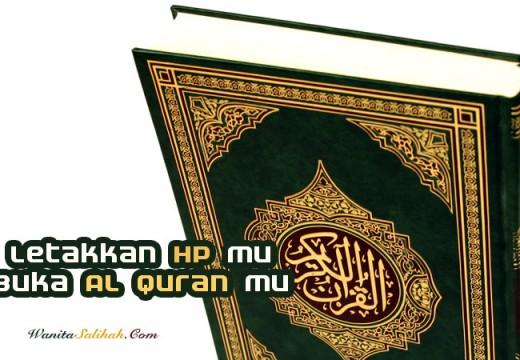 Ramadhan Bulan Al-Quran