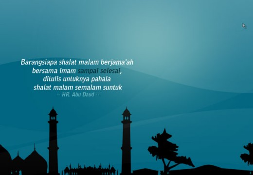 Jika Imam Shalat Tarawih Lebih dari 11 Rakaat, Apa yang Harus Dilakukan Makmum?