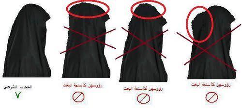Apa Maksud Hijab Punuk Unta?