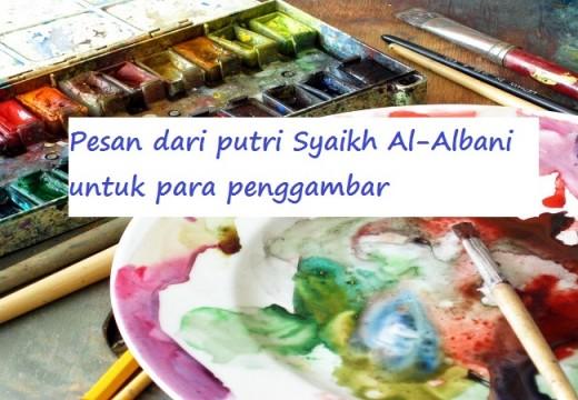 Pesan Penting untuk Para Pelukis, Animator, Desainer Grafis, Komikus, Ilustrator, dll.
