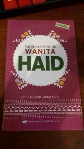 buku panduan praktis wanita haid