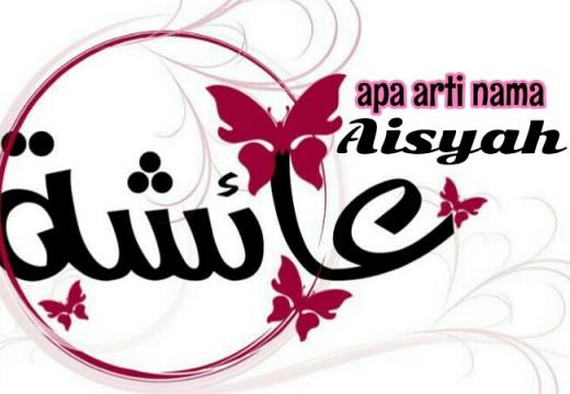 Arti Nama 'Aisyah
