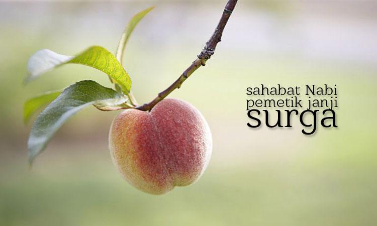 10 sahabat nabi yang mendapat janji surga
