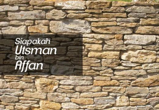 Siapakah Utsman bin Affan?